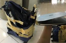สายการบินยิ้มไม่ออก!! ลูกค้าโพสต์แฉกระเป๋าพังเละเทะ (ข้าวของเครื่องใช้ พังยับเยิน)