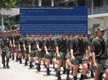 บันทึกของทหารตุ๊ด ขอเล่าชีวิตการเป็นรั้วของชาติ 1 ปี