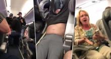 โซเชียลไม่พอใจ! หลัง United Airlines แถลงขออภัย! เหตุลากตัวผู้โดยสารลงจากเครื่อง