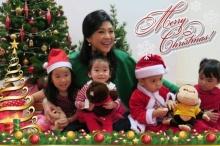 อบอุ่นม๊าก!!ยิ่งลักษณ์ ฉลองคริสต์มาสกับเด็กๆน่ารักเชียว!!