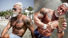 หนุ่มโปแลนด์วัย 35 กลายมาเป็นเซเล็บฮอตทันที หลังจากทำตัวให้แก่เหมือนคนอายุ 60 ปี!?