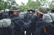 น้ำตาแห่งความภูมิใจ!! 120 ว่าที่ อส.ทหารพราน นย.หญิง ที่ฝึกหนักเยี่ยงชายอกสามศอก