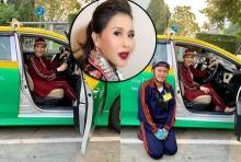 ทูลกระหม่อมหญิงอุบลรัตนฯ ทรงโพสต์ IG ขับแท็กซี่หารายได้พิเศษ