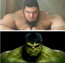 อุต๊ะ!! หนุ่มอิหร่าน ฟิตหุ่นจนล่ำบึ๊กคล้าย The Hulk มนุษย์ยักษ์จอมพลัง