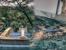ขนลุกมากก ภาพสวนน้ำในเวียดนามที่ถูกทิ้งร้าง