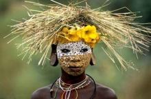 ก็แฟชั่นอ่ะ!? เผยความงามแบบอิงแอบธรรมชาติในสไตล์ เอธิโอเปีย