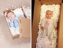 เมื่อสิ่งที่คิดไว้กับความเป็นจริงช่างแตกต่างกัน ความฮาจึงบังเกิดเมื่อทำกับทารกแบบบนี้....