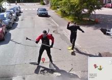เฮ้ย ! ทำอะไรนั่น !! รวม 15 เหตุการณ์ที่ Google Earth บังเอิญจับภาพได้ !!