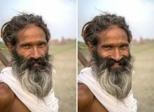 ชมภาพที่พิสูจน์แล้วว่าการที่ยิ้ม กับ ไม่ยิ้ม อารมณ์โคตรแตกต่างกันมาก