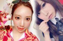 แบ๊วไปอีก !! 10 ท่าเซลฟี่สุดน่ารักของสาวญี่ปุ่น !!
