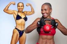 โคตรสตรอง!! 80 ยังแจ๋ว! หญิงนักเพาะกายที่อายุมากที่สุดในโลก