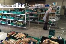 ซุปเปอร์มาร์เก็ตอาหารถูกทิ้งที่แรกในอังกฤษ ลูกค้าจ่ายกี่บาทก็ได้
