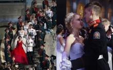ส่องงานเลี้ยงเต้นรำของนักเรียนเตรียมทหารรัสเซีย หรูหราอลังการเว่อร์!