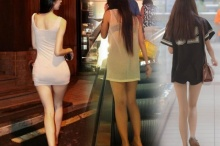 ส่องกันสบายตา!! ชมแฟชั่นชุดเดินเล่นนอกบ้านของสาวจีนที่ดูครั้งก็ไม่เบื่อเลย