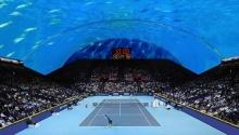 """ดูไบเตรียมแผนสร้าง """"สนามเทสนิสใต้น้ำ"""" แห่งแรกและแห่งเดียวในโลก!!"""