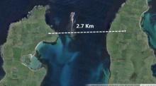 ท่านผู้โดยสารโปรดทราบ ขอต้อนรับสู่เที่ยวบินสั้นที่สุด ระยะทาง 2.7 กิโลเมตร(คลิป)!!