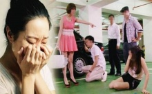 สามีกลับบ้านดึก พี่สะใภ้จึงบอกให้ตามดูให้เห็นกับตา แต่พอเปิดประตูออกมากลายเป็นพี่สะใภ้ร้องไห้โฮ!
