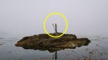 ชายหนุ่มหนีความวุ่นวาย ขอใช้ชีวิตบนเกาะห่างไกลผู้คน ! และนี่คือภาพที่ทุกคนเห็น แทบไม่อยากเชื่อ