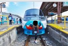 จวกยับอีกรอบ!! หลังสาวไทยลงไปถ่ายรูปกับรถไฟญี่ปุ่นแบบนี้