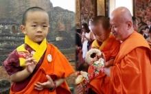 เจ้าชายลามะน้อยภูฏาน 3 ชันษา พระนัดดากษัตริย์จิกมี ทรงระลึกชาติได้ 824 ปี เสด็จเยือนไทย