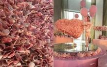 ชายหนุ่มทำเซอร์ไพรส์แฟนสาว หอบเงินหลักล้านพับดอกไม้ แต่ดันเจอเรื่องพีคแบบนี้?