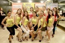 เปิดตัว 12 สาวงาม  มิสอันเซ็นเซอร์นิวส์ไทยแลนด์ 2016
