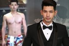 ดราม่าอีก! ประกวดนายแบบโลก ใช้ผ้าขาวม้าคล้ายธงชาติไทยทำเป็น กกน.