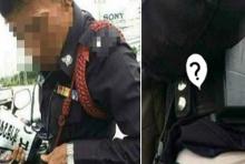 โซเชียลสะเทือน!! แฉภาพตำรวจไทย กับสิ่งที่ไม่คาดคิด ว่าจะเป็นแบบนี้??