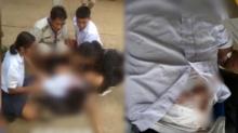 จับแล้ว!! นักเรียน ม.2 แทงรุ่นพี่ ม.4 เสียชีวิต เผยสาเหตุฆ่าสุดพีค!! (คลิป)