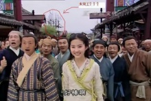 รวมภาพหลุดสุดโป๊ะแตก!! จากหนังจีนย้อนยุค