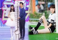 ด.ญ.วัย13 ผู้โด่งดังเพราะมีขาที่สวยเรียวยาวถึง 115ซม.!!