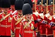 พ.อ.หญิง สินีนาฏ วงศ์วชิราภักดิ์ เจ้าของเสียงเฉียบขาดทรงพลัง จัดระเบียบแถวทหาร