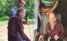 ตาวัย 98 ปี ใช้ชีวิตเรียบง่าย ไม่มีใครรู้ว่าคือ มหาเศรษฐี จนกระทั่งได้สิ่งที่ยิ่งใหญ่ ?? ชาวบ้านยืนช็อกตาค้างทันที
