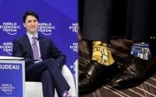 นายกฯ แคนาดา กับการประชุมแต่ละครั้ง มีคนคอยลุ้นว่า ใส่ถุงเท้าลายอะไร?