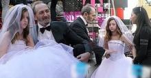 หนูน้อยวัย 12 สีหน้าเศร้า ถูกบังคับแต่งงานเจ้าบ่าวรุ่นปู่ ผู้คนรับไม่ได้ รีบเข้าไปยื้อแย่ง! (คลิป)