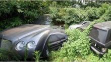 ถึงกับช็อก!! รถยนต์หรูกว่า 200 คันถูกทิ้งในสวน!! พอรู้สาเหตุทำเอาแทบบ้าคลั่ง