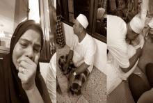 สะเทือนใจ!!พ่อก้มจูบลา ลูกสาวกับภรรยา ที่เสียชีวิตจากเรือล่ม