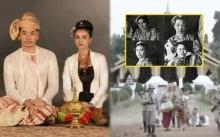 ใครก็ไม่เคยเห็น ภาพหาดูยาก เผยโฉมพระราชธิดา 4 พระองค์ บุตร หม่องหม่อง-ซูซู ที่ไปประสูตินอกประเทศ