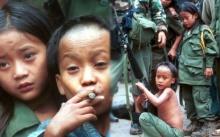 """จำได้ไหม? เด็กแฝดลิ้นดำ ผู้นำกองกำลัง """"ก็อด อาร์มี่"""" ผ่านไป 17 ปี กลายเป็นแบบนี้ไปแล้ว!!!"""