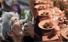 ลูกสาวพาแม่ไปกินอาหารค่ำในร้านหรู โดนโต๊ะรอบข้างดูถูก แต่เมื่อเธอกินเสร็จ กลับทำทุกคนในร้านน้ำตาร่วง!