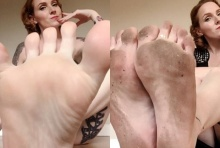 โลกนี้มันเป็นไปแล้ว เธอคนนี้แค่โพสต์ภาพ 'เท้า'ตัวเอง ทำเงินได้ปีละล้าน