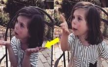 พ่อแม่พาหนูน้อย 3 ขวบ ไปเที่ยวสวนสัตว์ครั้งแรก แต่กลับเจอคำถามที่พวกเขาตอบไม่ได้?