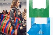 ยกมือทาบอก!Balenciagaเปิดตัวกระเป๋าใหม่แรงบันดาลใจจากถุงก็อบแก๊บ!