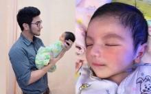 เปิดภาพ เด็กแรกเกิดที่หล่อที่สุด อีกคน!! พร้อมเผย ผู้ชายคนนี้ ไม่ใช่..พ่อของเด็ก!