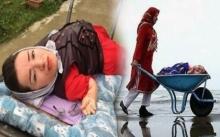 หญิงพิการ หลงรัก หนุ่มเพื่อนบ้านมานานถึง 30 ปี เผย เธอก็มีความต้องการทางเพศเหมือนกัน!