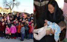 """เผยชีวิต """"เศรษฐินีพันล้าน"""" ทิ้งชีวิตสุขสบายมั่งคั่ง รับเลี้ยงเด็กกำพร้ากว่า 100 คน !!!"""