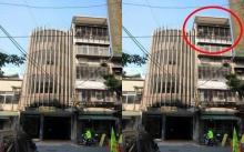 ตึกนี้!! ผู้อยู่อาศัยไม่ต้องเดินขึ้นบันได ไม่ต้องใช้ลิฟต์ ก็ขึ้นถึงห้องได้? (มีคลิป)