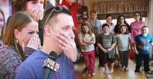รับเลี้ยงเด็กข้างบ้าน 3 คน ทั้งที่มีลูกอยู่แล้ว 5 คน สิ่งที่เธอได้รับ มากเกินจนกลั้นน้ำตาไม่อยู่