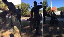 เผยโฉมหน้าและความจริงจาก 'ครูฝึกทหาร' ในคลิปดังประเด็นทำโทษเกินกว่าเหตุ