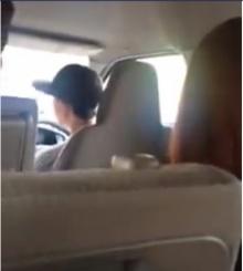 ซัดคนขับรถตู้ไร้มารยาท เถียงและด่าลูกค้าเพราะแค่ถามค่ารถ
